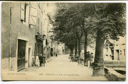 CPA - Carte Postale Signée Par HENRI BAELS - France - Figeac - Faubourg Du Pin - 1909 ( HB10910) - Figeac