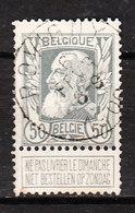 78  Grosse Barbe - Bonne Valeur - Oblit. Centrale BOVIGNY - LOOK!!!! - 1905 Thick Beard