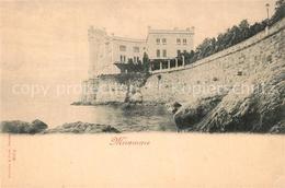 73574769 Miramare_Grignano_Adria Castello Schloss Miramare_Grignano_Adria - Italia