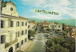 Lazio-roma-montelibretti Piazza Della Repubblica Veduta Panoramica Piazza Monte Libretti - Italy