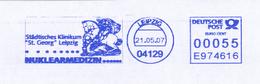 04129 Leipzig - Städtisches Klinikum St. Georg Nuklear-Medizin - Medizin