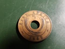 5 Cent.1942 - British Colony