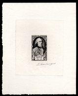 Epreuve D'Artiste Signé G.A. BARLANGUE - YT N° 856 - Buffon - Epreuves D'artistes