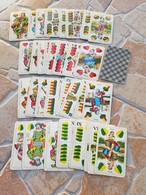 PIATNIK DOPPELDEUTSCHE KARTEN, Playing Cards, JEUX DE 33 CARTES AVEC SA BOITE Nr 1884 WIEN, AUSTRIA - Speelkaarten