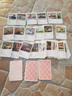 PIATNIK SUPER TRUMPF, MOTO, YAMAHA, SUZUKI, Playing Cards, JEUX DE 35 CARTES AVEC SA BOITE Nr 1884 WIEN, AUSTRIA - Speelkaarten