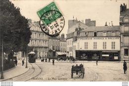 D45  ORLEANS  La Place Gambetta   ..... - Orleans