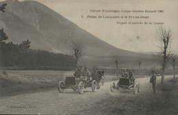 Circuit D'Auvergne - Coupe Gordon Bennett 1905 - Plaine De Laschamps Et Le Puy De Dôme - Départ Et Arrivée De La Course - Otros