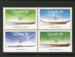 CANADA 1989 Bateaux  YVERT N°1086/89  NEUF MNH** - Bateaux