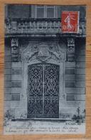 01 : Ambérieu - Château De Tricaud - Porte D'entrée - (n°16732) - France