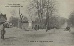 Circuit D'Auvergne - Coupe Gordon Bennett 1905 - Virage De La Vierge à Bourg-Lastic - Otros