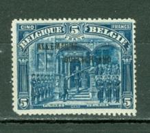 Belgique  OC 53  *  TB - Weltkrieg 1914-18