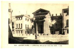 [75] Paris >  Hôpital De La Charité  (Format 9 X 14) - Santé, Hôpitaux