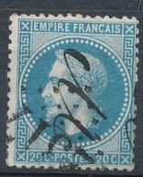 N°29 OBLITERATION MANUSCRITE. - 1863-1870 Napoléon III. Laure