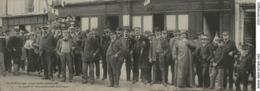 Circuit D'Auvergne - Coupe Gordon Bennett 1905 - Le Comité De L'Automobile-Club D'Auvergne - Carte Panoramique, 2 Volets - Altri