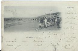 [14] Calvados > Trouville La Plage Precurseur - Trouville