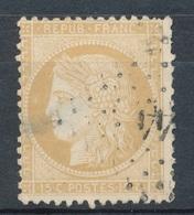 N°59 LOSANGE PETITS CHIFFRES. - 1871-1875 Ceres