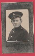 Soldat Britannique Prisonniers Au Camp De Burgsteinfurt  / Westphalie ( Voir Verso ) - Oorlog 1914-18