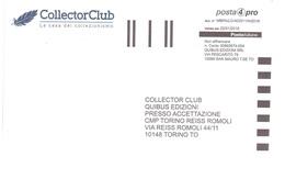 POSTA 4 PRO COLLECTOR CLUB - 2011-...: Poststempel