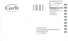 POSTA 4 PRO FRATELLI CARLI - 6. 1946-.. República