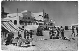 Tunisie )   SAINT GERMAIN  - La Plage Et Le Casino - Tunisie