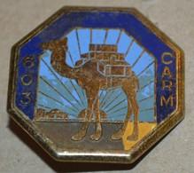Rare Insigne 603° Cie Approvisionnement Réparation Matériel - Armée De Terre