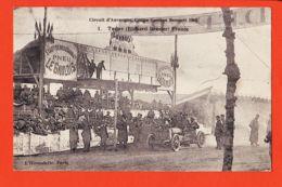 X63190 CLERMONT-FERRAND (63) Circuit Auvergne THERY Sur BRASIER Départ Coupe GORDON BENNETT 1905 à MOLINIER Castres - Clermont Ferrand