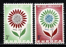 Belg. 1964 EUROPA OBP/COB 1298/99** MNH - Belgien