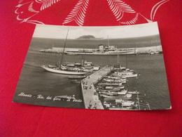 NAVE SHIP NAVIRE BOAT BATEAU GUERRA A 5300 ALASSIO PORTO  LIGURIA - Guerre