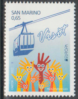 "San Marino 2012 Europa Z020123A San Marino 2012 ""Visit""  **/MNH - San Marino"