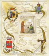 San Marino 2013 Correo 2344 MH 800 Aniv. Donación Verna En San Francisco  **/MN - Saint-Marin