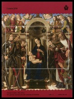 San Marino 2018 Correo 2564/66 HB Navidad - HB  **/MNH - Saint-Marin