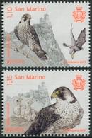 "San Marino 2019 Europa Z020193A San Marino 2019 ""Aves Nacionales""  (2v) Nº2567/ - Neufs"