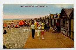 80*CAYEUX SUR MER-Les Planches - Cayeux Sur Mer