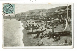 CPA-Carte Postale-Royaume Uni- Dover- Sea Front & Western Heights-1905 VM10669 - Dover