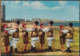 °°° 15176 - ROMANIA - MAMAIA - DANCERS OF NORTH MOLDAVIA - 1979 °°° - Romania