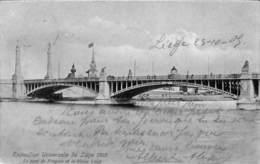 Liège - Expo 1905 - Le Pont De Fragne Et Le Vieux Liège (D T C) - Liège