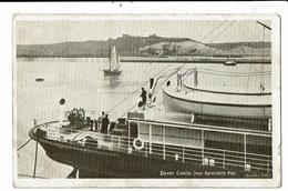 CPA-Carte Postale-Royaume Uni- Dover-  Castle From Admirary Pier 1905 VM10671 - Dover