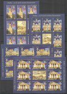 RM118 2013 ROMANIA ARCHITECTURE 900 YEARS ORADEA #6740-3 MICHEL 110 EURO 4KB MNH - Architecture