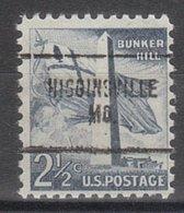 USA Precancel Vorausentwertung Preo, Locals Missouri, Higginsville 704 - Vereinigte Staaten
