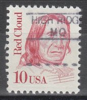 USA Precancel Vorausentwertung Preo, Locals Missouri, High Ridge L-1 HS - Vereinigte Staaten