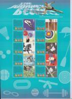 Great Britain 2012 London Olympic Games - Very Big Souvenir Sheet MNH/** (H59A) - Sommer 2012: London