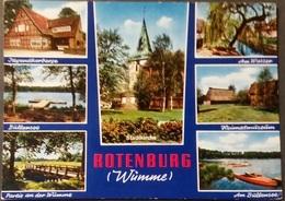 Ak Deutschland - Rotenburg (Wümme) - Stadtansichten - Rotenburg (Wuemme)