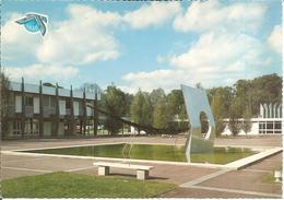 Complexe Aérospatial De TOULOUSE (31) Ecole Nationale De L'Aviation Civile . Le Forum  CPSM  GF - Toulouse