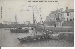 Presqu'ile De Quiberon- Port Haliguen-Le Bassin - Quiberon