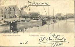 - BELGIQUE - ROULERS - Le Port - Belgio
