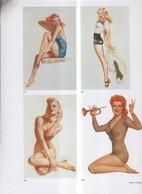 Pin Up Lamina 128: Alberto Vargas - Autres Collections