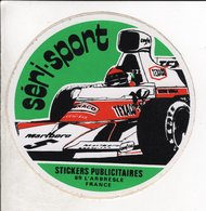 Autocollant Seri Sport 69 Larbresle - Autocollants
