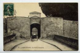 60*COMPIEGNE-La Porte Chapelle - Compiegne