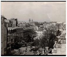 Paris - Photo Du Quartier De L'Eglise Saint-Sulpice. Bon état. (2 Scans) - Photos
