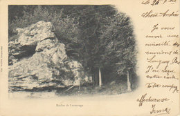 "1901 Lasauvage  "" Le Rocher  "" - Rodange"